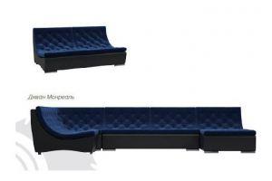 Модульный диван Монреаль - Мебельная фабрика «Woodcraft»