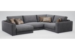 Модульный диван MOON 007 - Мебельная фабрика «MOON»