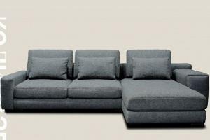 Модульный диван Ostin с оттоманкой - Мебельная фабрика «Калинка»