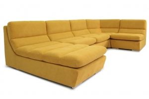 Модульный диван в итальянском стиле Палермо - Мебельная фабрика «Джениуспарк»