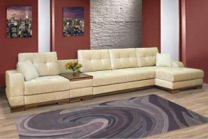 модульный диван с встроенной барной секцией - Мебельная фабрика «DefyMebel»