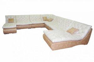 Модульный диван Сенатор Люкс - Мебельная фабрика «Soft City»