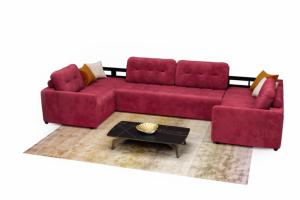 Модульный диван Севилья - Мебельная фабрика «Ангажемент»