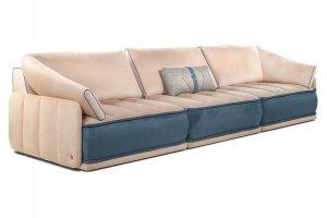 Модульный диван Тетрис-3 - Мебельная фабрика «Британника»