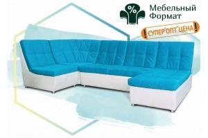 Модульный диван Триумф 5 ДУ - Мебельная фабрика «Мебельный Формат»