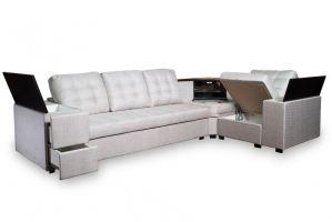 Модульный диван Твинго - Мебельная фабрика «Градиент-мебель»