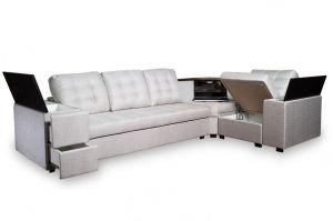 Модульный диван Твинго-табл - Мебельная фабрика «МЕБЕЛЬ-ЮГ»