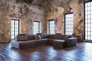 Модульный диван Утро на Рейне TANAGRA - Мебельная фабрика «Anderssen»