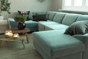 Модульный диван Валенсия  - Мебельная фабрика «Юнусов и К»