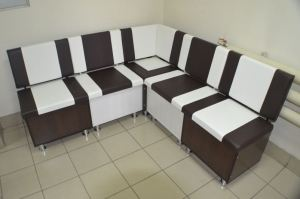 Модульный кухонный уголок Квадро - Мебельная фабрика «Миссия»