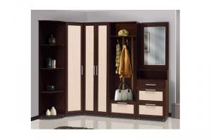 Модульный набор для прихожей Марго 19 - Мебельная фабрика «Актив-М»