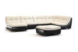Модульный п-образный диван - Мебельная фабрика «Гарни»