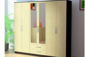 Модульный распашной шкаф - Мебельная фабрика «ARTLINE»