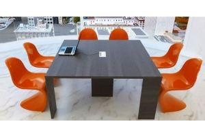 Модульный стол для переговоров Рацио - Мебельная фабрика «Виктория»