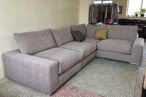 модульный угловой диван Денвер - Мебельная фабрика «Финнко-мебель»