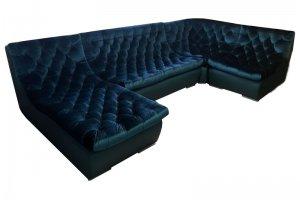 модульный угловой диван Ланкастер Люкс - Мебельная фабрика «Финнко-мебель»