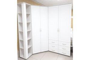 Модульный угловой шкаф - Мебельная фабрика «Идея комфорта»