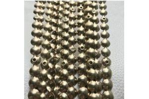 Молдинг гвоздевой АКZ16 матовое золото - Оптовый поставщик комплектующих «Мебельный Декор»