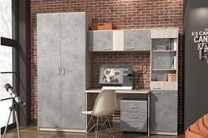 Мебель в комнату Молодёжная Ассоль-3 - Мебельная фабрика «Континент»