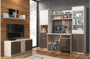 Мебель для комнаты Молодёжная Ассоль-4 - Мебельная фабрика «Континент»