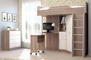 Молодёжная Бриз ЛДСП набор 3 - Мебельная фабрика «ДИАЛ»