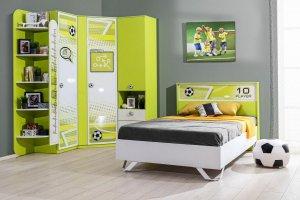 Молодежная Футбол - Набор 2 - Мебельная фабрика «Любимый дом (Алмаз)»
