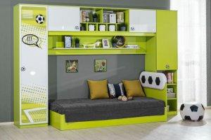 Молодежная Футбол - Набор 3 - Мебельная фабрика «Любимый дом (Алмаз)»