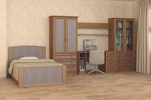 Молодежная комната Барселона 27 - Мебельная фабрика «Визит»