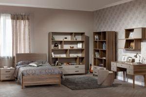 Молодежная мебель Бруно - Мебельная фабрика «Манн-групп»