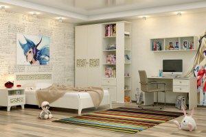 Молодежная мебель Twist-1 - Мебельная фабрика «Ваш День»
