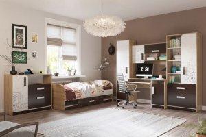 Молодежная в комнату Арабика - Мебельная фабрика «Гранд Кволити»