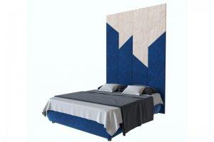 Кровать Моника 1 - Мебельная фабрика «VEGA STYLE»