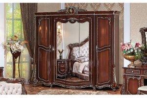 Шкаф для спальни МОНРЕАЛЬ - Мебельная фабрика «Арида»