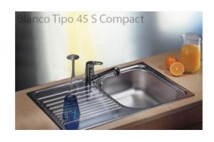 Мойка Blanco Tipo 45 S Compact - Оптовый поставщик комплектующих «Этреко»