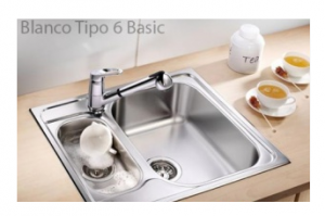 Мойка Blanco Tipo 6 Basic - Оптовый поставщик комплектующих «Этреко»