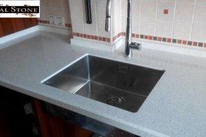 Мойка для кухни из Акрила 8 - Оптовый поставщик комплектующих «Реал Стоун»