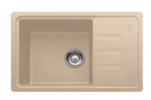 Мойка FRANKE BSG 611-62 Бежевый арт. 114.0391.170 - Оптовый поставщик комплектующих «МЕБЕЛЬ GROUP»