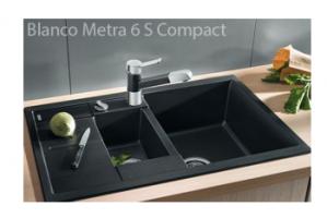Мойка из Blanco Metra 6 S Compact - Оптовый поставщик комплектующих «Этреко»
