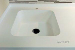 Мойка из искусственного камня TriStone - Оптовый поставщик комплектующих «MONS»