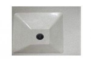 Мойка из искусственного мрамора артикул - В01 - Оптовый поставщик комплектующих «Студия камня»