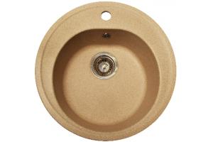 Мойка из натурального камня круглая - Оптовый поставщик комплектующих «Каммета»
