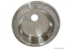 Мойка круглая глянец 15516 - Оптовый поставщик комплектующих «ГРАТИС»