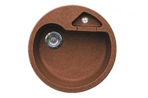Мойка круглая из искусственного камня GS-08K Арт.05.08 - Оптовый поставщик комплектующих «Европа»