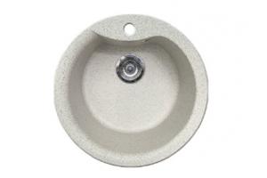 Мойка круглая из искусственного камня GS-08S Арт05.04 - Оптовый поставщик комплектующих «Европа»