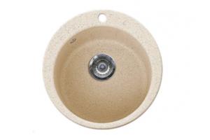 Мойка круглая из искусственного камня GS-45 Арт.05.03 - Оптовый поставщик комплектующих «Европа»