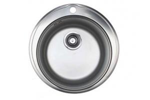 Мойка круглая из нержавеющей стали - Оптовый поставщик комплектующих «Европа»