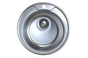 Мойка круглая из нержавеющей стали Арт.04.02.1 - Оптовый поставщик комплектующих «Европа»