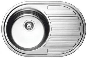 Мойка кухонная  врезная овальная - Оптовый поставщик комплектующих «Древиз»
