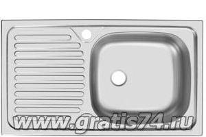 Мойка прямоугольная 16014 - Оптовый поставщик комплектующих «ГРАТИС»
