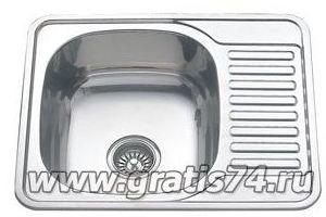 Мойка прямоугольная глянец 16016 - Оптовый поставщик комплектующих «ГРАТИС»